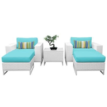 Tk classics miami05earuba patio sets appliances connection for Outdoor furniture 0 finance