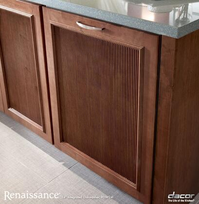 """Dacor RDW24I 24"""" Built-In Fully Integrated Dishwasher"""