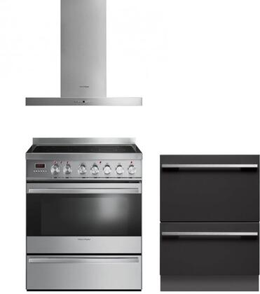 Fisher Paykel 718770 Kitchen Appliance Packages
