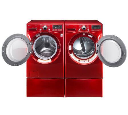 LG WM3070HRAPDPAIR1 Washer and Dryer Combos