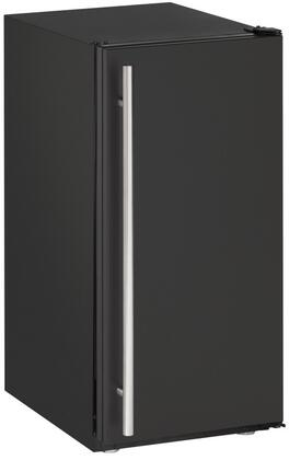 """U-Line U-ADA15IM-00A 15"""" ADA Height Ice Maker with Energy Efficiency, 25 lbs. of Daily Production/Storage, Field Reversible Door, Crescent Ice Shape and UL Listing"""