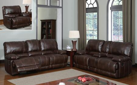 Global Furniture USA U1953RL  Loveseat