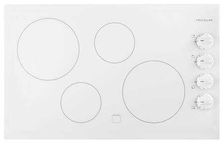 """Frigidaire FFEC3225MW 31"""" Gallery Series Electric Cooktop"""