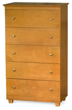 Atlantic Furniture C74507 Miami Series  Chest