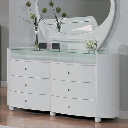Global Furniture USA EVELYNWHD Evelyn Series  Dresser