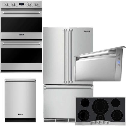 Viking 715683 Kitchen Appliance Packages Appliances