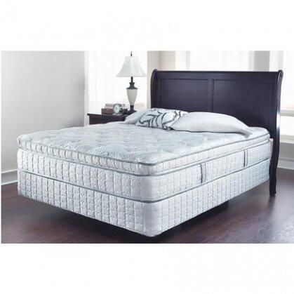 Serta PSPT703233TXL Bellagio Series Twin Extra Long Size Pillow Top Mattress