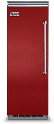 """Viking VCRB5303L 30"""" Professional 5 Series All Refrigerator with 18.4 cu. ft. Capacity, ProChill Temperature Management, Multi Channel Airflow, Filter-Free Freshness and LED Lighting: XX Left Hinge"""