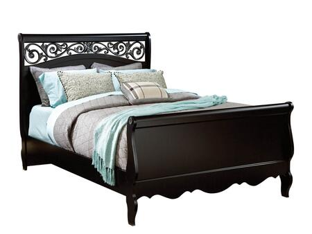 Standard Furniture 54566A  King Size Sleigh Bed