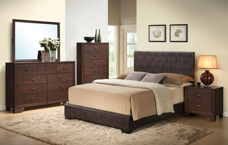 Acme Furniture 14375FDMCN Ireland Full Bedroom Sets