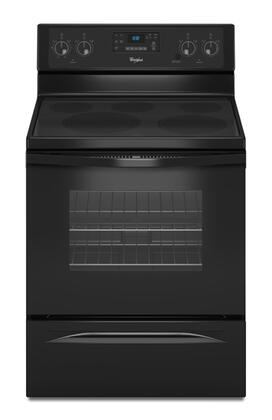 "Whirlpool WFE520C0AB 30"" Electric Freestanding"