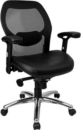 "Flash Furniture LFW42LGG 27.25"" Contemporary Office Chair"