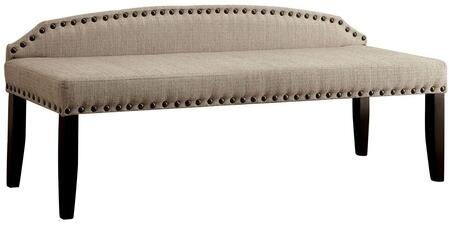 Furniture of America CMBN6880BGL Hasselt Series  Bench