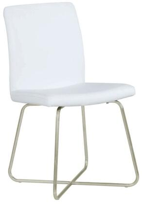 Coaster 105503 Modern Metal Frame Dining Room Chair