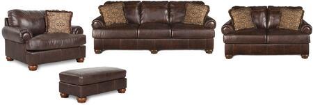 Signature Design by Ashley 42000SLCO Axiom Living Room Sets