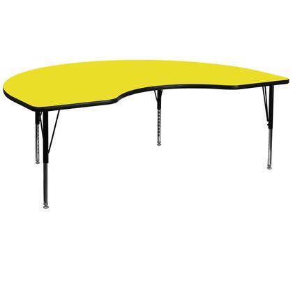 Flash Furniture XUA4896KIDNYYELHPGG