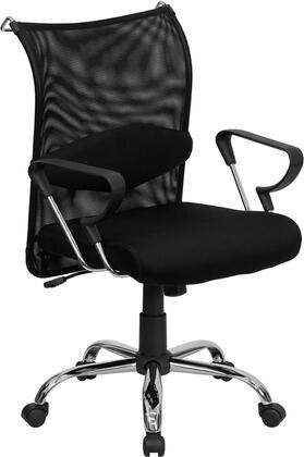 """Flash Furniture BT2905GG 23.75"""" Contemporary Office Chair"""