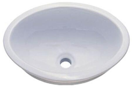 C-Tech-I LIPV11W Bath Sink