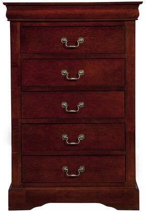 Acme Furniture 19526 Louis Philippe III Series  Chest