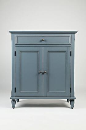 "Jofran Avignon Collection 390X3A 30"" Accent Cabinet with Drawer, Two Doors and Adjustable Shelf in XX"