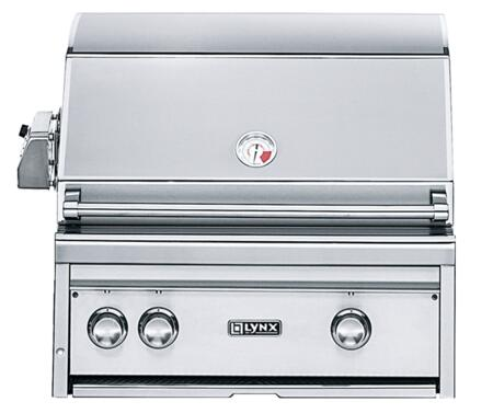 Lynx L27PSR2N Built In Grill, in Stainless Steel
