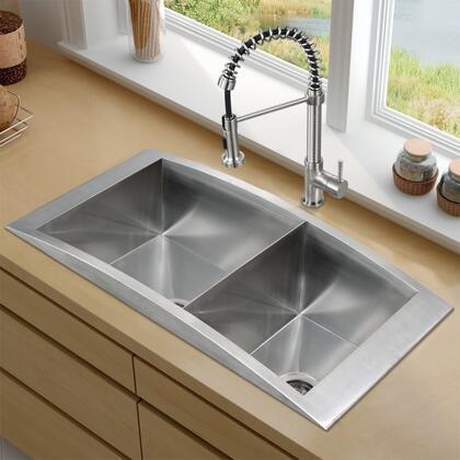 Vigo VG15120 Kitchen Sink