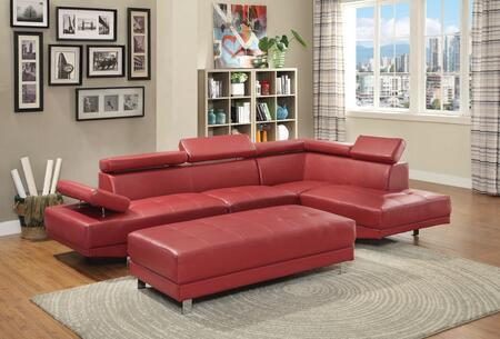 Glory Furniture G456SCSET Milan Sectional Sofas