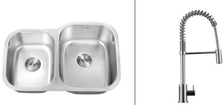 Ruvati RVC2511 Kitchen Sink
