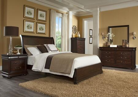 Klaussner 398QSBDM2NC Parkview Queen Bedroom Sets