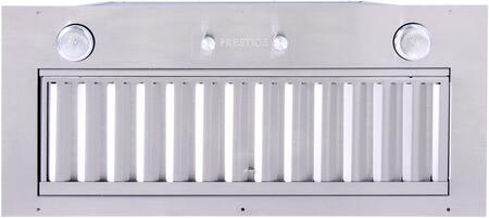 "Prestige UIB3X600 Compact Baffle Filter Powerpack Insert: 3X""W x 11 1/2""D x 9""H Top Discharge"