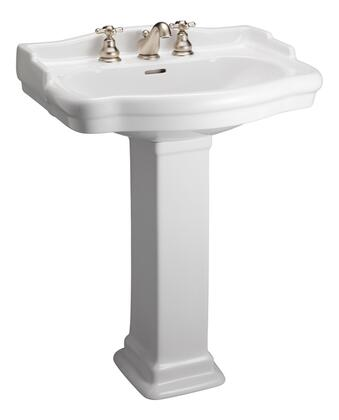 Barclay 3868WH Other Bath Sink