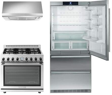 Liebherr 741653 Kitchen Appliance Packages
