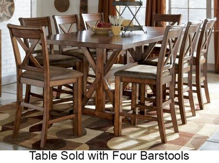 Signature design by ashley d64432124 dining room sets for Dining room furniture 0 finance