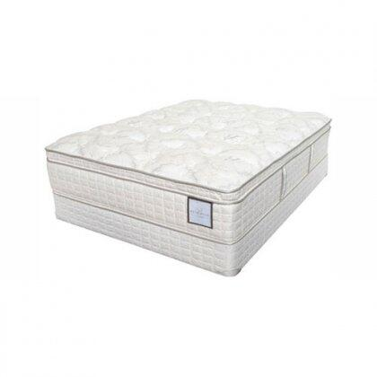 Serta DSPT701223T Bellagio Series Twin Size Pillow Top Mattress