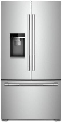 Jenn Air Jffcc72ehl Rise Series 36 Inch Stainless Steel Counter Depth French Door Refrigerator