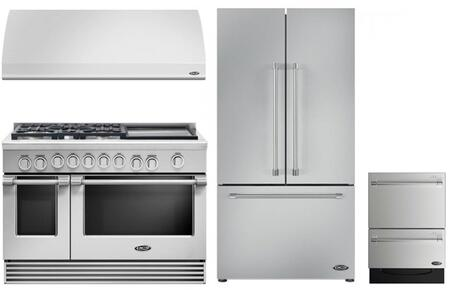 DCS 719200 Professional Kitchen Appliance Packages