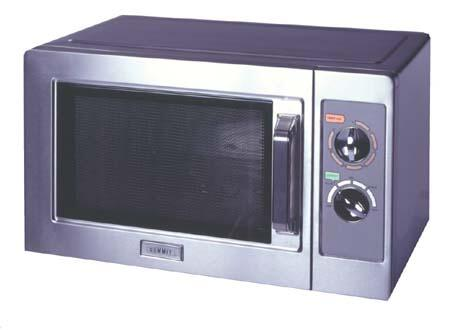 Summit SCM850 Countertop Microwave, in Stainless Steel