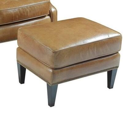 Huntington Morrison Ottoman Shown with Chair
