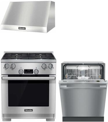 Miele 736726 Kitchen Appliance Packages