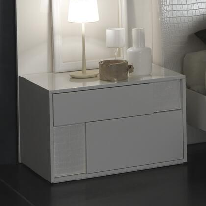 Rossetto T412500010068 Nightfly Series  Wood Night Stand