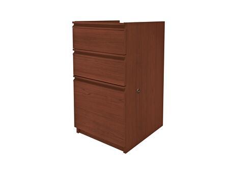 Bestar Furniture 99620 Prestige + pedestal (ready-to-assemble)
