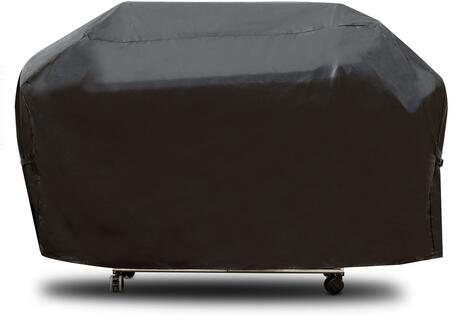 PCI by Adco Universal Barbeque Grill Cover with Water Resistant, Soft Fleece Polypropylene Backing, Multi-Ply Construction and Heavy Duty Vinyl Fabric in Black Color