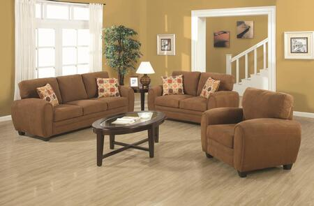 Coaster 502971SET3 Sibley Living Room Sets