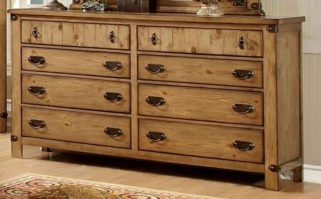 Furniture of America CM7449D Pioneer Series  Dresser