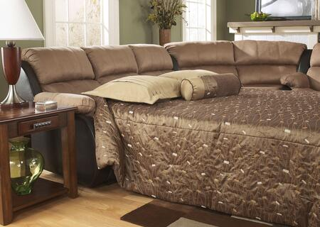 Full Sleeper Sectional Sofa