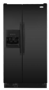 Whirlpool ED2KVEXVB Freestanding Side by Side Refrigerator