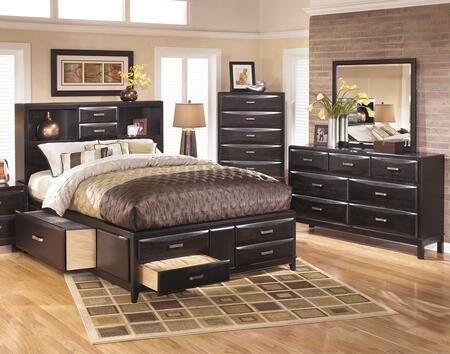 Ashley B4733136656498 Kira Queen Bedroom Sets