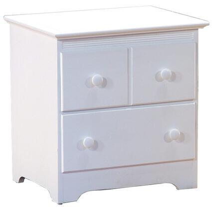 Atlantic Furniture WINNS Windsor Collection Nightstand
