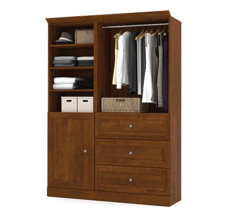 Bestar Furniture 40874 Versatile by Bestar 61'' Classic kit