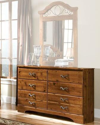Standard Furniture 61159A Hester Heights Series Wood Dresser